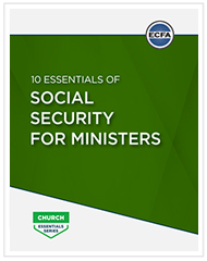 10 Essentials of Social Security for Ministers