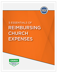 5 Essentials to Reimbursing Ministerial Expenses