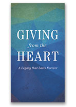 Giving From Heart