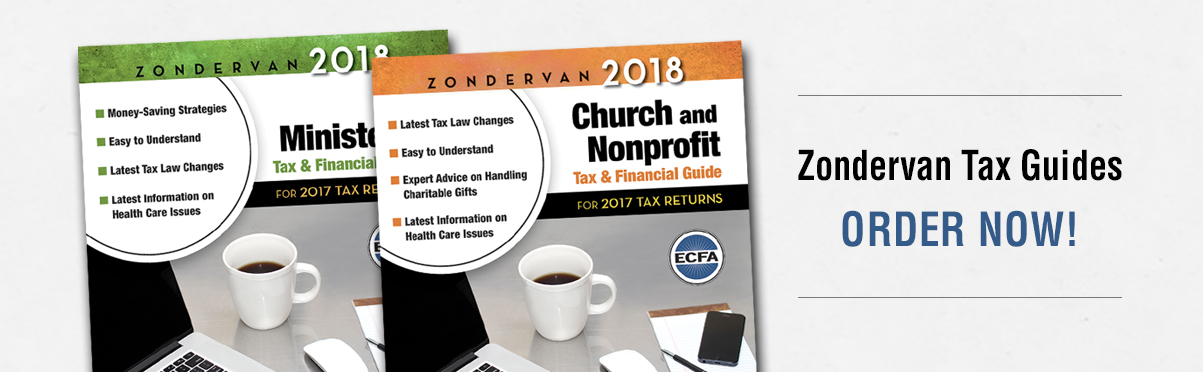 2018 Zondervan Tax Guides
