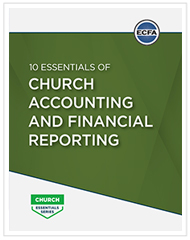 10 Essentials of Church Accounting and Financial Reporting