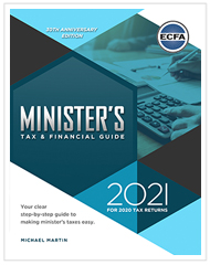 Minister's Tax & Financial Guide