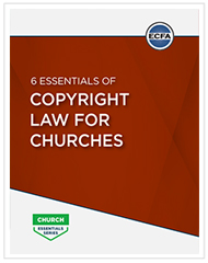 6 Essentials of Copyright Law for Churches