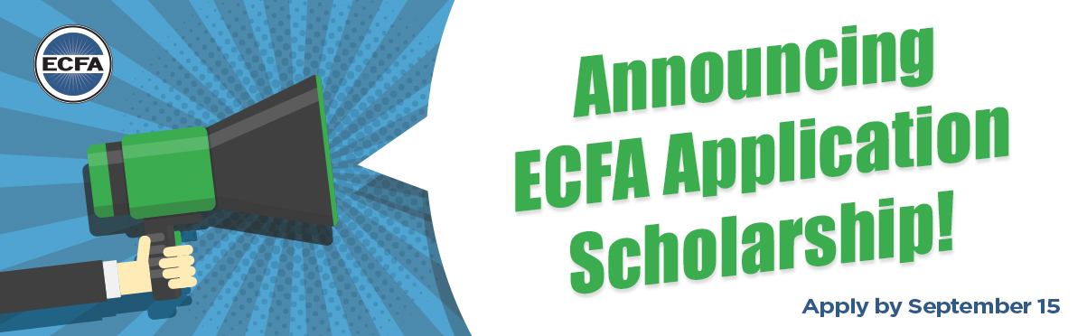 ECFA Application Scholarship