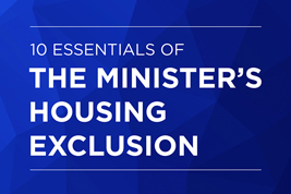 Ministers Housing Exclusion