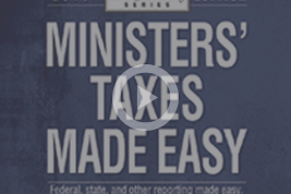 Ministers' Taxes Made Easy