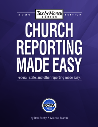 Church Reporting Made Easy 2020